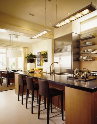 Modern Kitchen by Powell & Bonnell and Murakami Design in Toronto, Canada