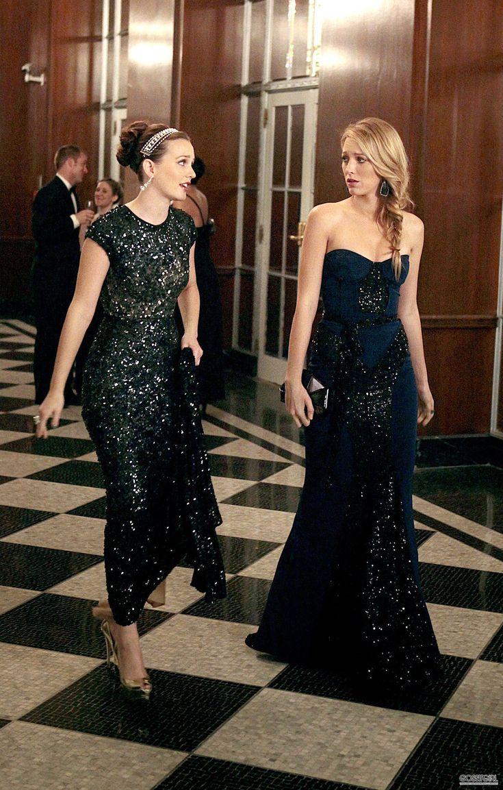 Me encanta el vestido de Blair