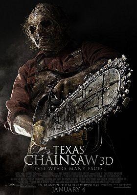 Texas Chainsaw 3D 2013 300MB Dual Audio 480p BRRip