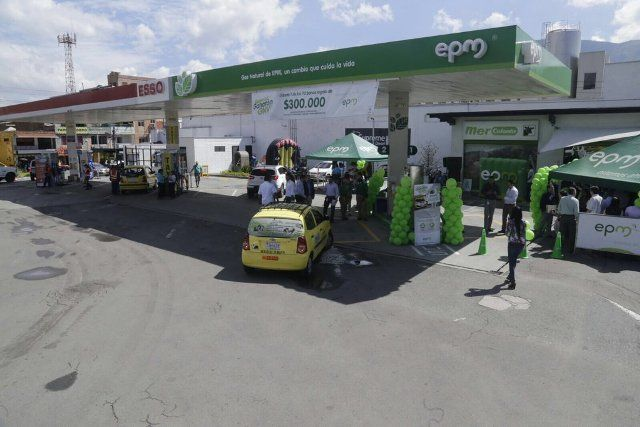 Colombia: EPM opens new CNG station in Valle de Aburrá | NGV Journal