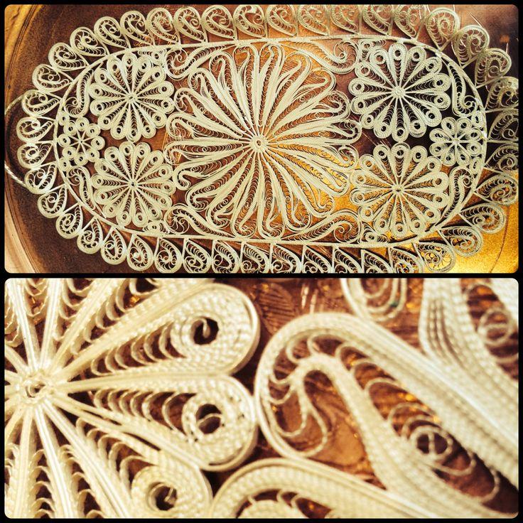 Filigree Tray  Turkish Handcrafts pg@pg-essentials.com www.pg-essentials.com