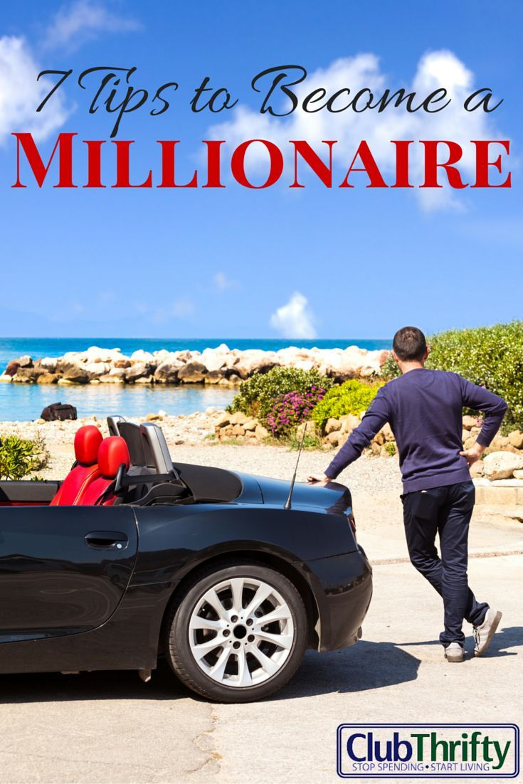 Becoming a millionaire is still the gold standard of financial success, but how do you do it? Learn how to become a millionaire with these 7 secrets!