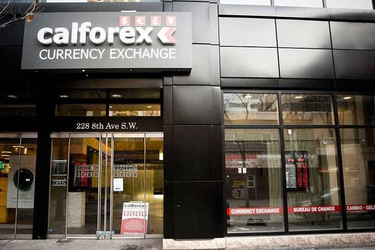 Calforex currency rates