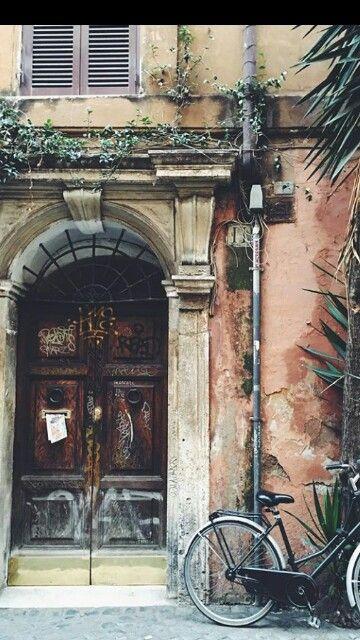 Trastevere,Roma. Italia