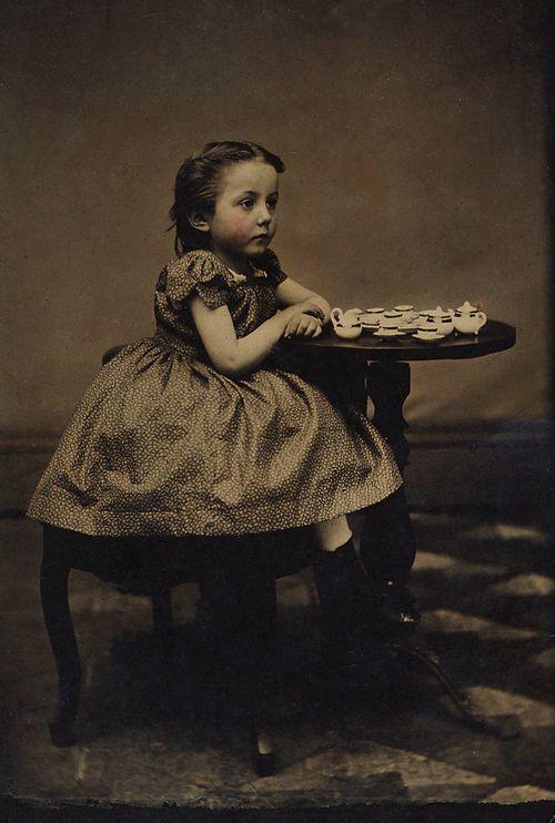 Tea set, c. 1890s
