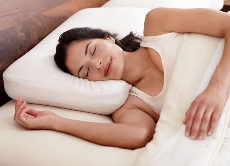 Oxygen Pillow - European Sleep Works designed the Oxygen Pillow specifically to aid airflow, creating the conditions for more restful, restorative sleep without sacrificing comfort.