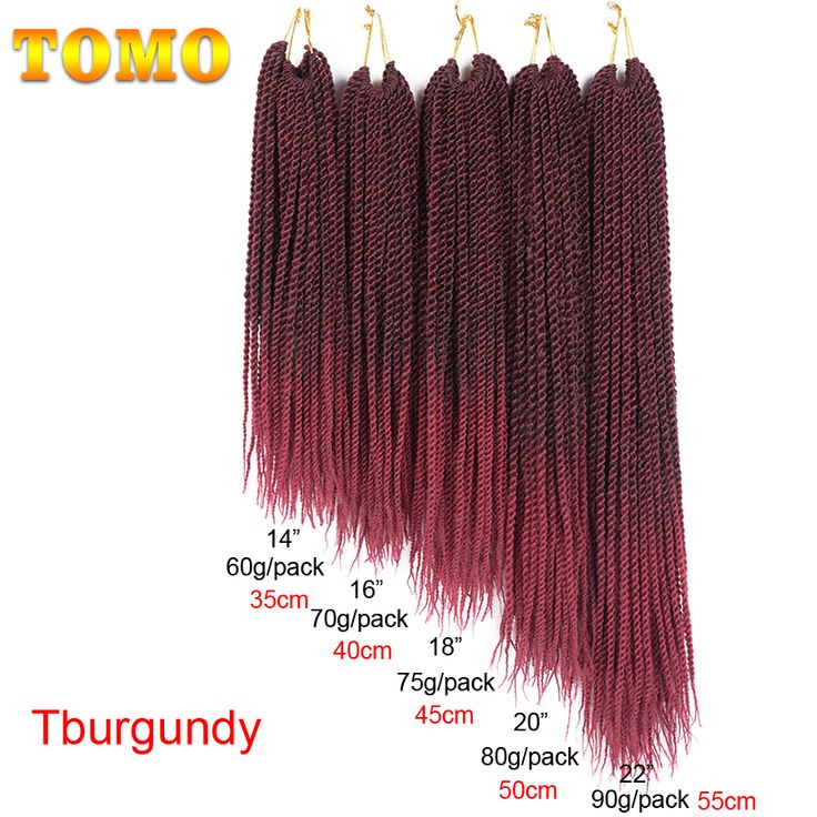 Refined 18Inch 30Roots Pack Crotchet Braids 16 Colors Synthetic Senegalese Twist Crochet Hair Extensions 5Packs Lot. Click visit to buy #Hair #Braids #HairBraids