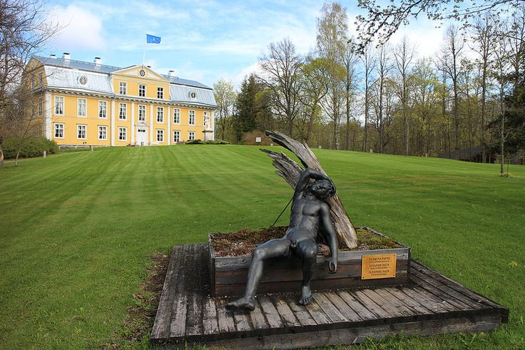 Manor Museum | by visitsouthcoastfinland #visitsoutcoastfinland #mustionlinna #Finland