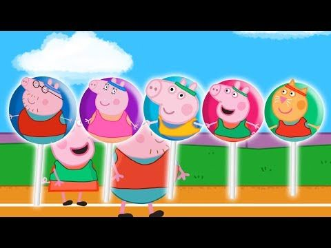 #Peppa Pig #Sport #Lollipop #Finger Family | #Nursery Rhymes Lyrics - RoRo Fun Channel Youtube  #Masha   #bear   #Peppa   #Peppapig   #Cry   #GardenKids   #PJ  Masks  #Catboy   #Gekko   #Owlette   #Lollipops  #MashaAndTheBear  Make sure you SUBSCRIBE Now For More Videos Updates:  https://goo.gl/tqfFEb Have Fun with made  by RoRo Fun Chanel. More    HOT CLIP: Masha And The Bear with PJ Masks Catboy Gekko Owlette Cries When Given An Injection  https://www.youtube.com/watch?v=KVEK6Qtqo9M Masha…