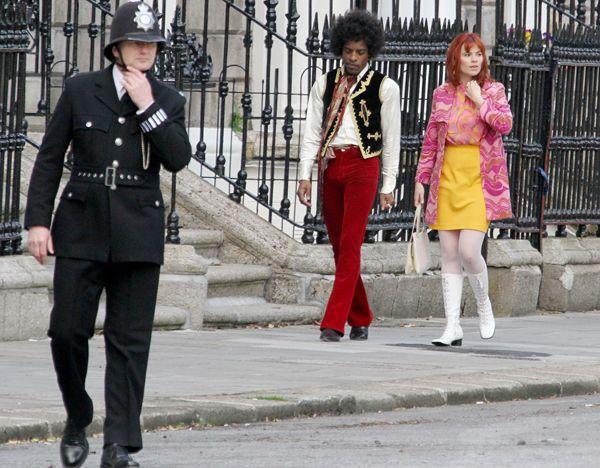 Андре 3000 Обложки Beatles, Мадди Уотерс песни для Jimi Hendrix биографический фильм