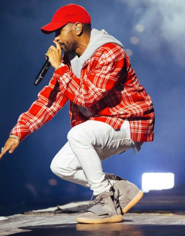 Big Sean Adidas Yeezy Boost 750