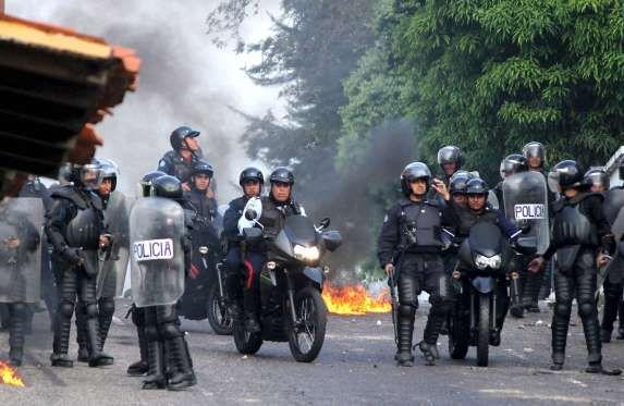 San Cristobal, Venezuela - GEORGE CASTELLANO/AFP/Getty Images