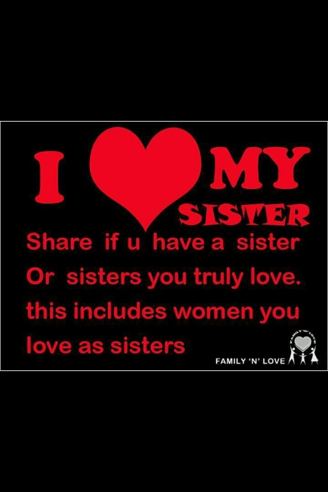 sisterly love essay I love my sister she is witty, outgoing, busy, loud and a little crazy these qualities are what make her unique and why so many people are attracted to her, they.
