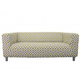 Knesting.com Awesome slipcovers (in great fabric choices!) for Ikea furniture :)