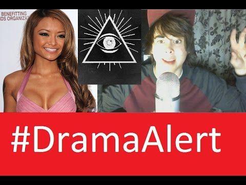 Tila Tequila vs Leafy #DramaAlert illuminati vs Reptilian Interview EXCLUSIVE! - YouTube