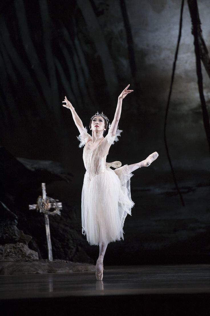 Akane Takada as Giselle in Peter Wright's Royal Ballet's production of Giselle  Photographer Andrej Uspensky  Ballet Beautiful | ZsaZsa Bellagio - Like No Other