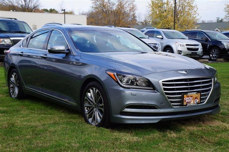 Nice Amazing 2015 Hyundai Genesis AWD SIGNATURE PKG PANORAMIC SUNROOF NAVIGATION 2015 HYUNDAI GENESIS AWD SIGNATURE PKG PANORAMIC SUNROOF NAVIGATION 36,301 Miles 2017 2018