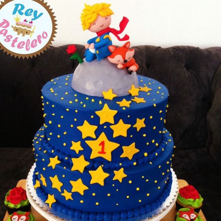 Little prince cake JL
