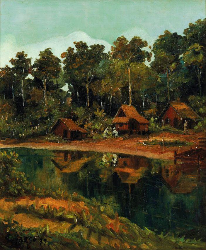 Sudarso - Di Tepi Sungai