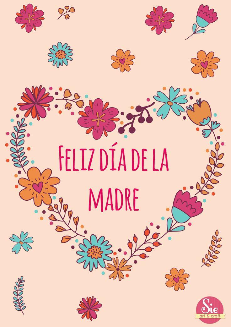 Feliz día a todas las madres, únicas e irreemplazables ♥  #HappyMothersDay