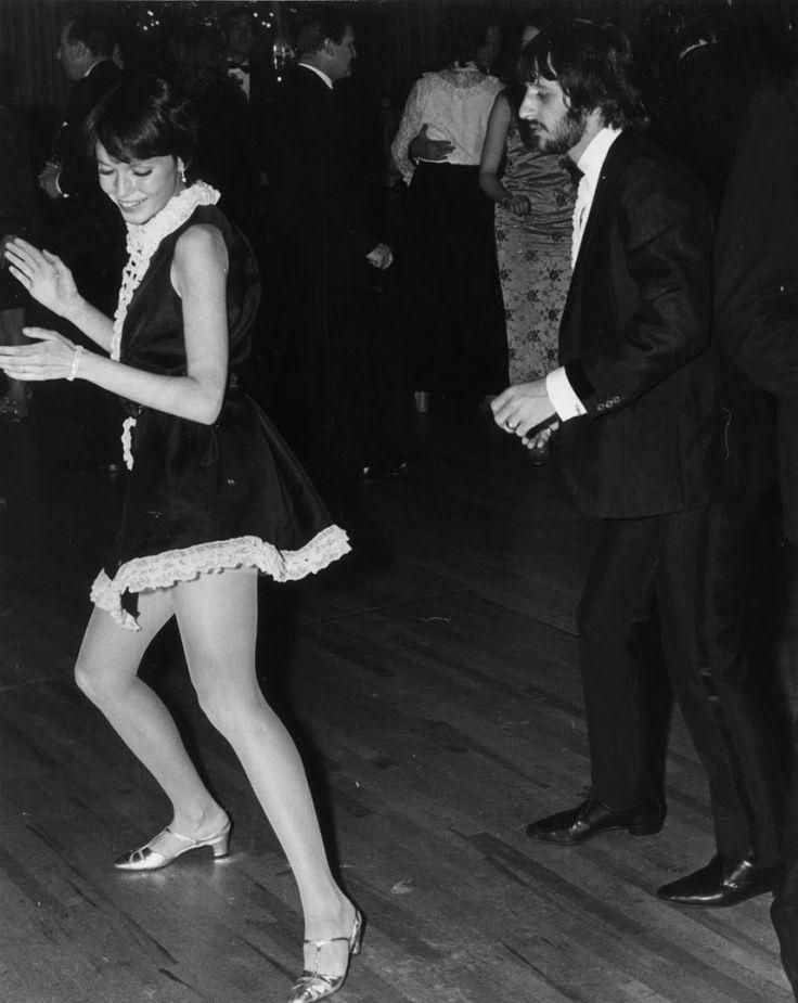 Ринго Старр решил потанцевать
