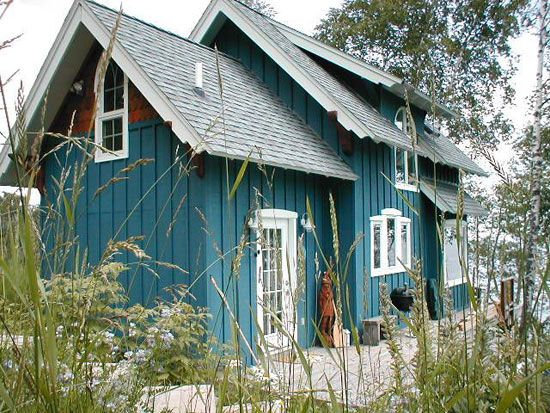 Lessons In Small House Design   Green Homes