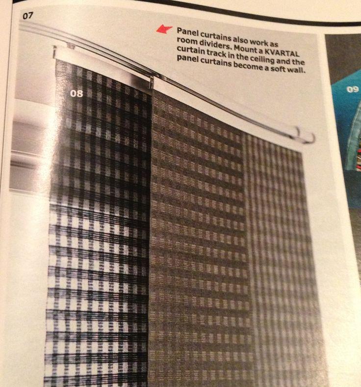 Ikea Panel Ideas : Best ideas about ikea panel curtains on pinterest