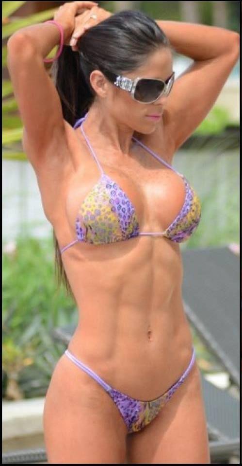 Hottest Female Fitness Models Top 10 - Venezuelan -7833