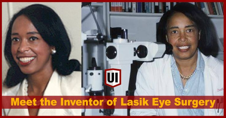 If you are considering Lasik Eye Surgery, you can thank this woman who invented the procedure in 2000. She holds four of the patents on the procedure so you will be assisting her in her philanthropic work and helping her Alma Mata, Howard University through her endowment if you do get the procedure. Dr. Patricia