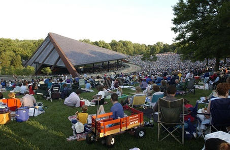 blossom music center - Google Search