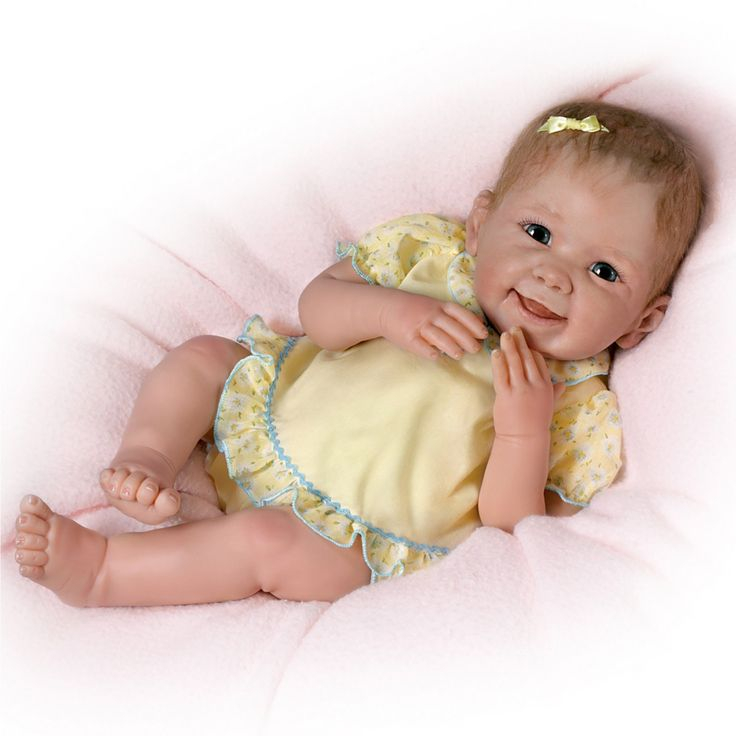 Amazon Com Touch Activated Baby Doll By Linda Murray