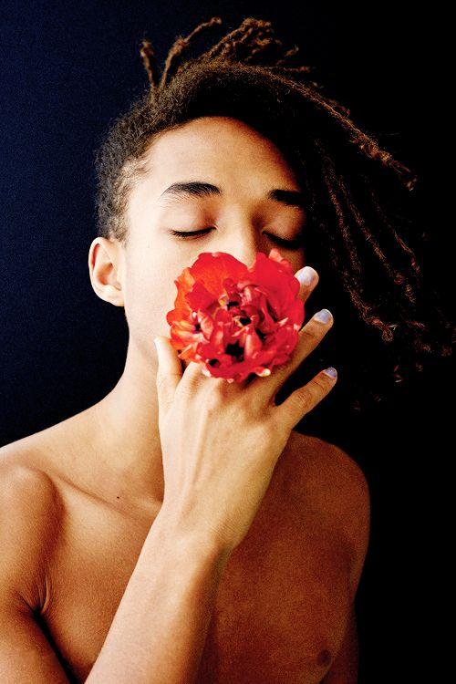 Rasta Style Flower Child