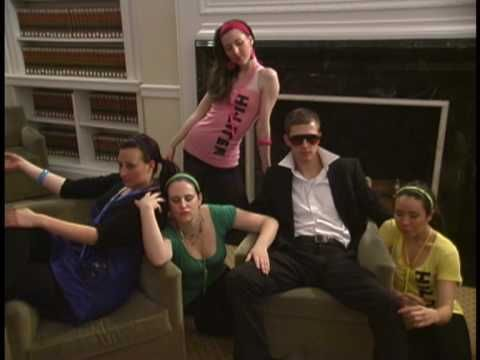 "The 2010 NYU Law Revue presents Lady LawGa in ""Just Cram"" #video"
