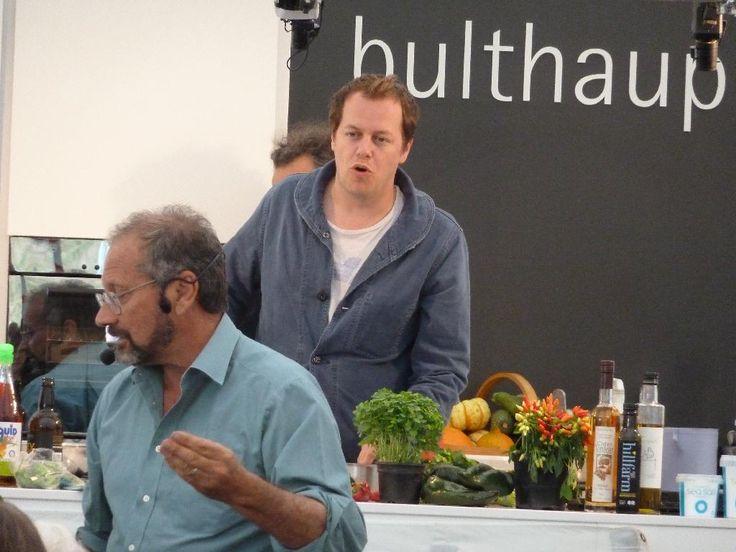 Tom Parker Bowles and Michael Michaud @tomparkerbowles @SeaSpringSeeds at Food Rocks Saturday pic.twitter.com/wnU36maXNv