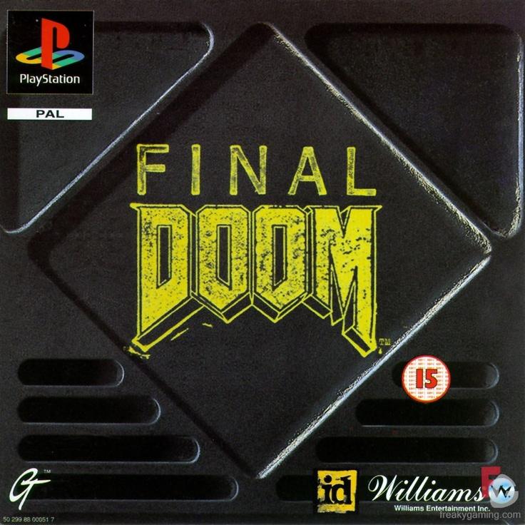 Final Doom, PC/PSX, 1996