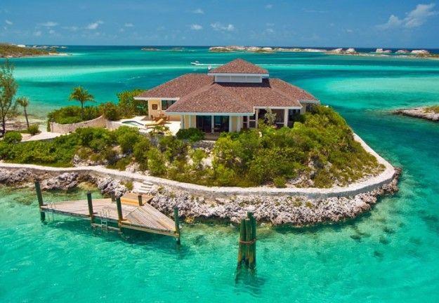 La meraviglia a Bahamas