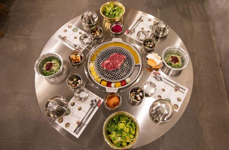 The 9 Best Korean BBQ Joints in NYC Kang Ho Dong Baekjeong in Koreatown