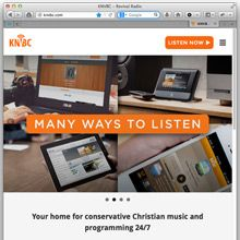KNVBC - Revival Radio is a ministry of the North Valley Baptist Church. Our goal is to provide Christian music and programming to encourage, equip, and challenge Christians around the world.