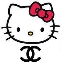 Hello Kitty Coco Chanel