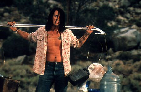 Hot and Shot Wallpapers Download wallpapers | latest wallpapers | Hollywood movies wallpapers: Johnny depp The Brave Wallpapers.