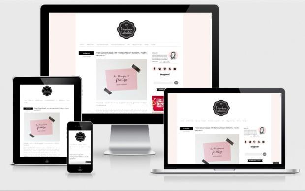 Responsive Design für www.lieschen-heiratet.de