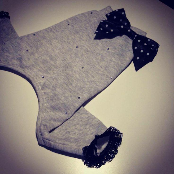 """Detail of """"Lace jumpsuit"""" <3"""