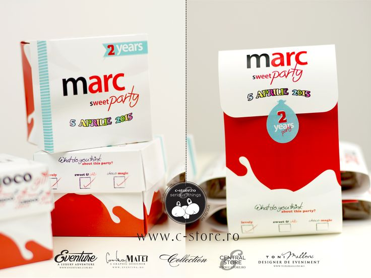 by Eventure Central Store | Toni Malloni, Event Designer & Corina Matei, Graphic Designer www.c-store.ro | www.eventure.com.ro | www.eventina.ro
