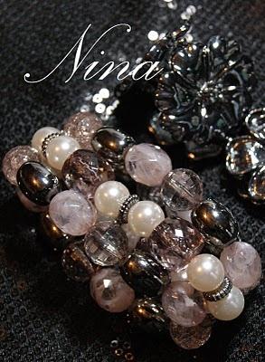 Bracelet  ninaartdesign.blogspot.com