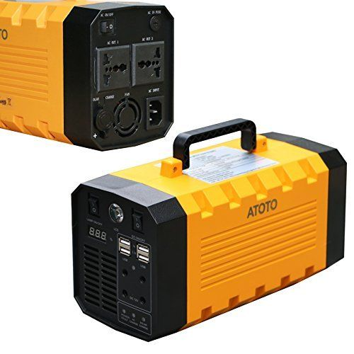 cool ATOTO Ultra Backup Power Source (Lithium) -Mini Uninterruptible Power Supply/UPS -Portable Power Bank Battery (Upgraded Version)-Charge Smartphone -Laptop, PC, Home Appliances - 2 AC Outlet Check more at https://www.quanrel.com/atoto-ultra-backup-power-source-lithium-mini-uninterruptible-power-supplyups-portable-power-bank-battery-upgraded-version-charge-smartphone-laptop-pc-home-appliances-2-ac-outlet/