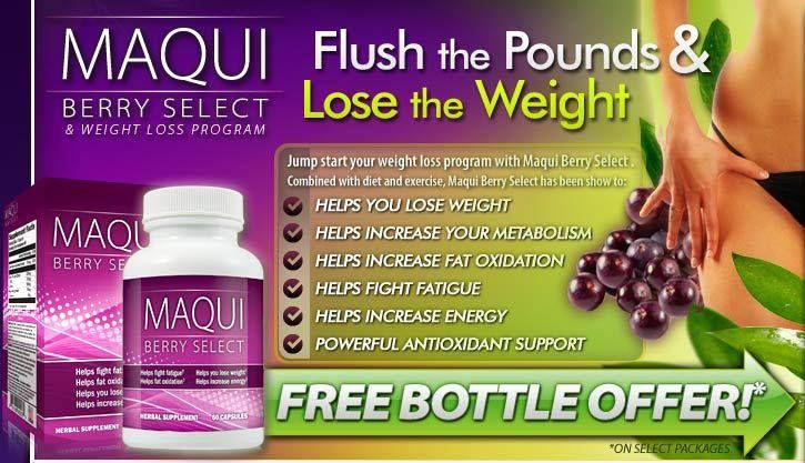 You'll be hearing a lot more about this rain forest fruit going forward. Maqui is the off the chart for almost everything that kale is, in addition to naturally occurring Omega-3, 6 and 9 oils. It's not only good for you, but many world class athletes drink it while training because it's so loaded with nutrition and protein it can be a complete meal. There is more to Maqui berry that meets the eye.  Your Maqui Berry Weight Loss gives you a fast and effective weight management system.