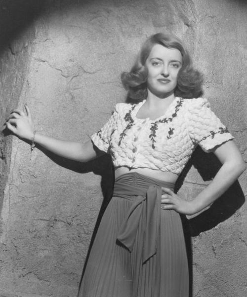 Bette Davis 1940s Old Hollywood Stars 2 Famous People