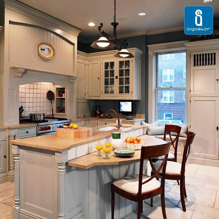 Mejores 90 imágenes de Cocinas en Pinterest | Cocinas, Interiores y ...