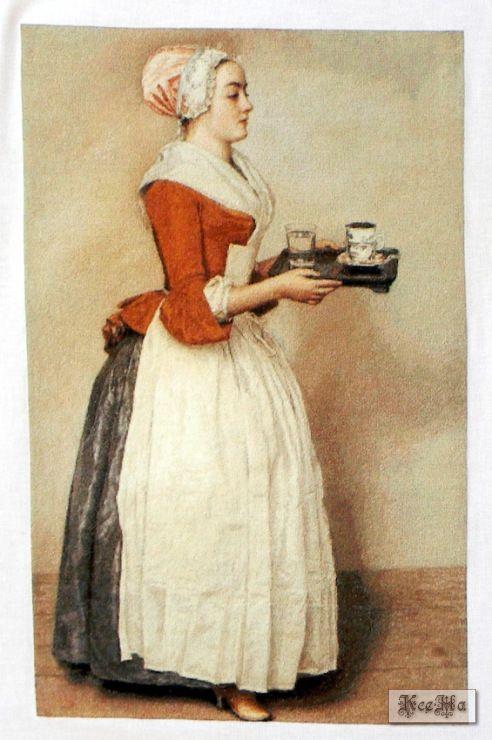 (74) Gallery.ru / Фото #7 - 1706 The Chocolate Girl - KCEHA