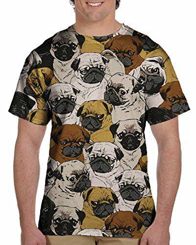 Social Pugz Design 3D Print T-shirts XS RafiMerch https://www.amazon.com/dp/B01HNOMIRS/ref=cm_sw_r_pi_dp_.tzJxb152JE7G